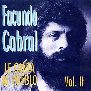 Image for 'Le Canta Al Pueblo, Vol. 2'
