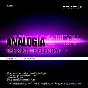 Image for 'The King of Electro'