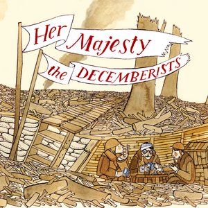 Image for 'Her Majesty the Decemberists'