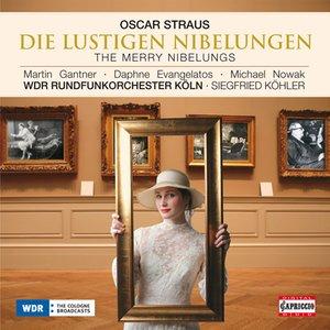 Image for 'Straus: Die lustigen Nibelungen'