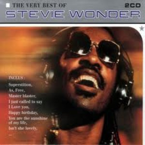 Image for 'The Very Best Of Stevie Wonder'