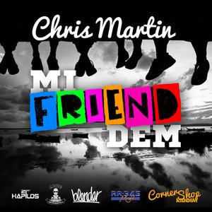 Image for 'Mi Friend Dem - Single'