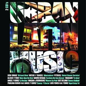 Image for 'Urban Latin Music'