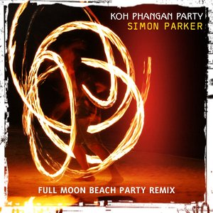 Immagine per 'Koh Phangan Party (Full Moon Beach Party Remix)'