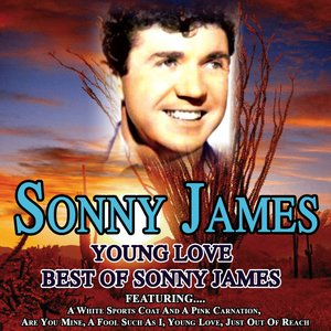 Image pour 'Young Love Best Of Sonny James'