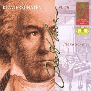 Image for 'Complete Beethoven Edition, Volume 5: Piano Sonatas (feat. piano: Wilhelm Kempff)'