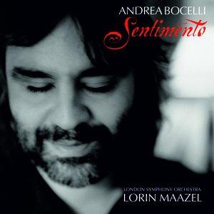 Imagem de 'Andrea Bocelli - Sentimento'