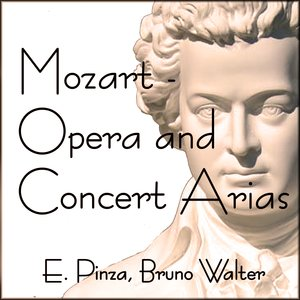 Image for 'Mozart  Opera and Concert Arias'