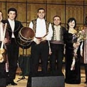 Image for 'The Music Masters Of Armenia'