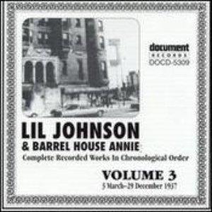 Image for 'Lil Johnson & Barrelhouse Annie Vol. 3 1937'