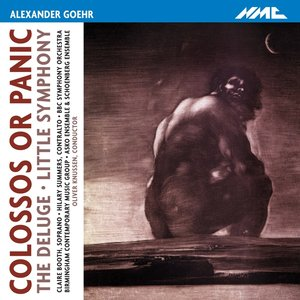 Image for 'Alexander Goehr: Colossos or Panic'