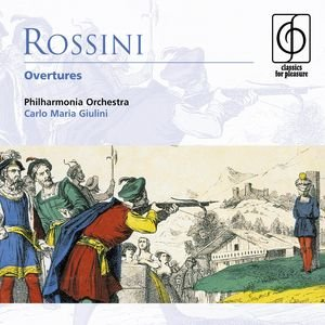 Image for 'Rossini Overtures'