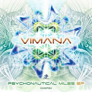 Image for 'Vimana - Psychonautical Miles EP'