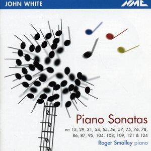 Image for 'John White: Piano Sonatas'
