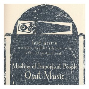 Image for 'Quit Music'