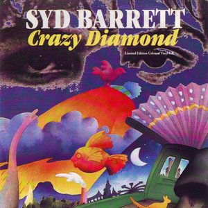 """Crazy Diamond (The Complete Syd Barrett)""的封面"