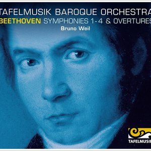 Image for 'Beethoven: Symphonies 1-4, Overtures'
