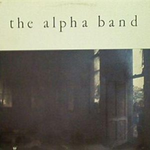 Image for 'The Alpha Band'