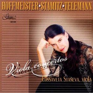 Image for 'Hoffmeister / Stamitz / Telemann: Violin Concertos'