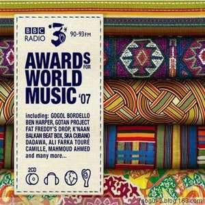 Image pour 'Awards for World Music 2007'