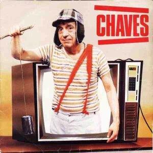 Imagen de 'Chaves (Faixa Bônus)'