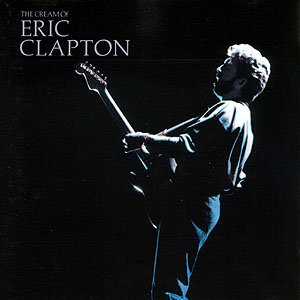 Image for 'The Cream Of Eric Clapton'