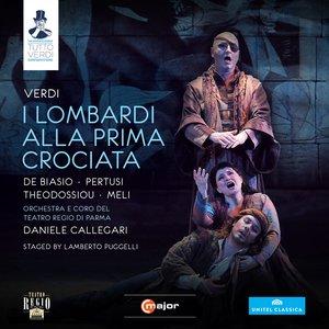 Image for 'Act II Scene 9: No! No! Giusta causa (Giselda, Arvino, Chorus, Sofia, Hermit)'