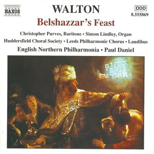 Image for 'Belshazzar's Feast - 2 If I forget thee, O Jerusalem'