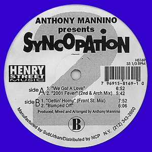 Image for 'Anthony Mannino Presents Syncopation 2'