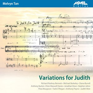 Image for 'Variations for Judith'