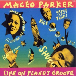 Image for 'Life On Planet Groove'