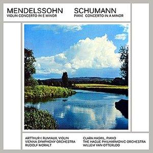 Image for 'Violin Concerto In E Minor, OP. 64: II. Andante'