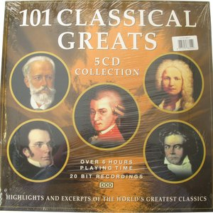 Image for '101 Classical Greats'