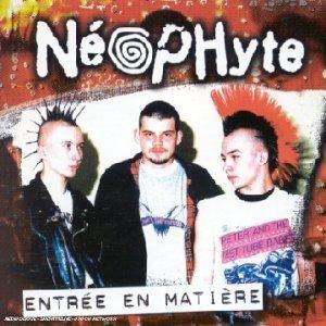 Image for 'Entrée En Matière'