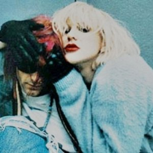 Image for 'Kurt Cobain and Courtney Love'