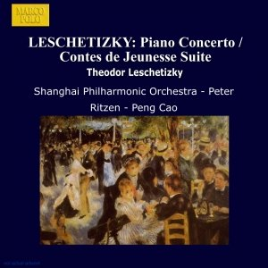 Image for 'LESCHETIZKY: Piano Concerto / Contes de Jeunesse Suite'