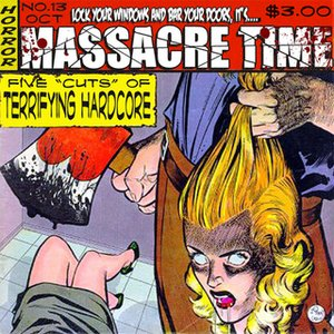 Image for 'Massacre Time'