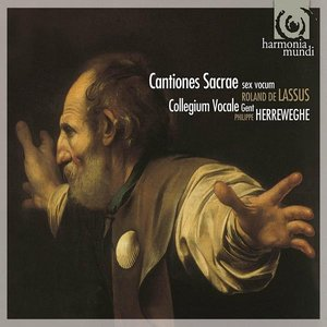 Image for 'Cantiones Sacrae (Collegium Vocale Gent feat. conductor: Philippe Herreweghe)'