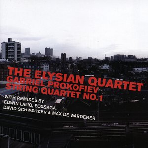 Imagem de 'Gabriel Prokofiev String Quartet No 1'