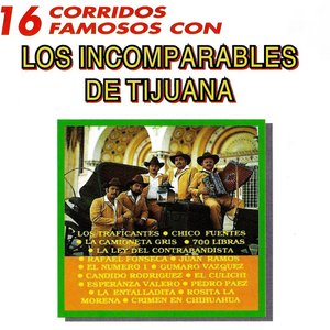 Bild für 'El Disco del Millon, 16 Corridos Famosos'