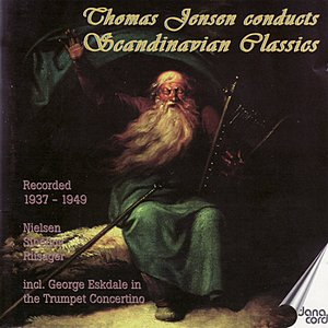 Imagen de 'Thomas Jensen Conducts Scandinavian Classics'
