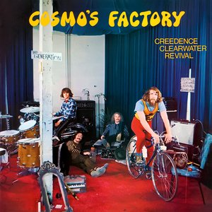 Image for 'Cosmo's Factory (Limited Edition)'