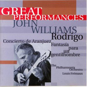 Image for 'Great Performances - John Williams'