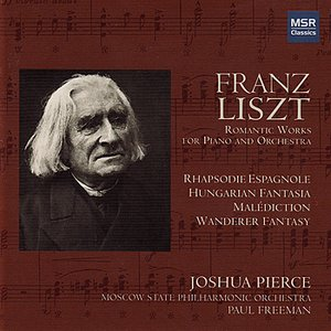 Image for 'Liszt: Romantic Works for Piano and Orchestra'