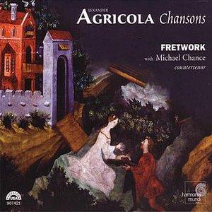 Image for 'Agricola: Comme femme desconfortee III'