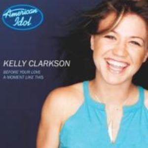 Bild für 'Kelly, Kelly, Kelly - Live On American Idol'