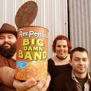 Bild för 'The Reverend Peyton's Big Damn Band'