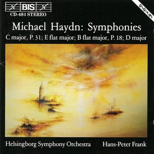 Image for 'Haydn, M.: Symphonies in C Major / E Flat Major / B Flat Major / D Major'