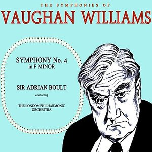 Image for 'Vaughan Williams Symphony No. 4'