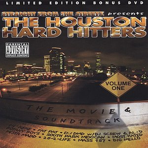 Image for 'Straight from the Streets presents: The Houston Hard Hitters Vol.1(Limited Edition with bonus DVD)'